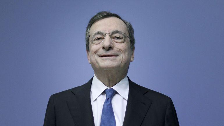 "Mario Draghi: la ""persistance des incertitudes"" pèse sur la zone euro"