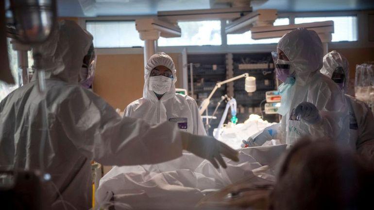 Coronavirus en Italie : après deux journées consécutives de baisse, le nombre de morts repart à la hausse