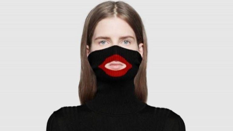 "La marque italienne Gucci, accusée de ""blackface"", s'excuse et retire son pull de la vente"