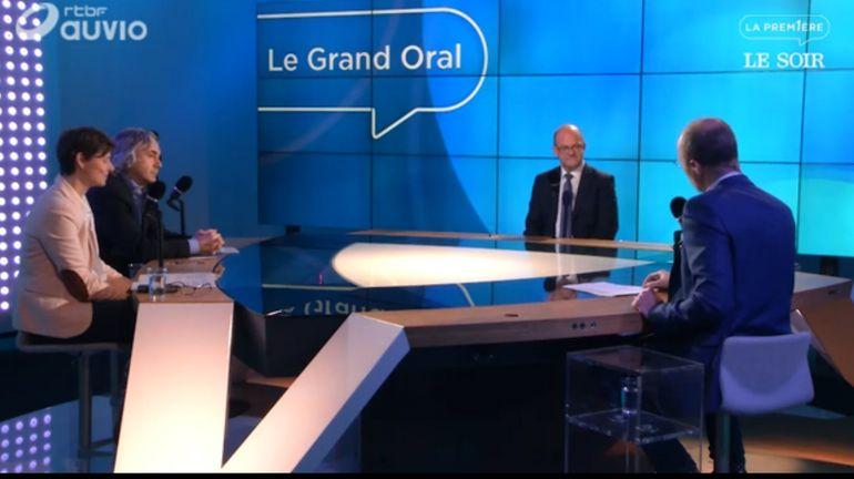 """Philippe Courard, président du parlement de la FWB : """"Le PTB, ce sont des bisounours irréalistes"""""""