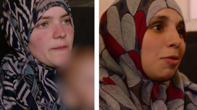 Deux femmes belges de combattants de l'Etat islamique en Syrie passent en Turquie avec leurs 6 enfants