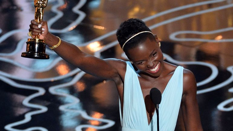 Cérémonie des Oscars : des stars en chair et en os sur le tapis rouge
