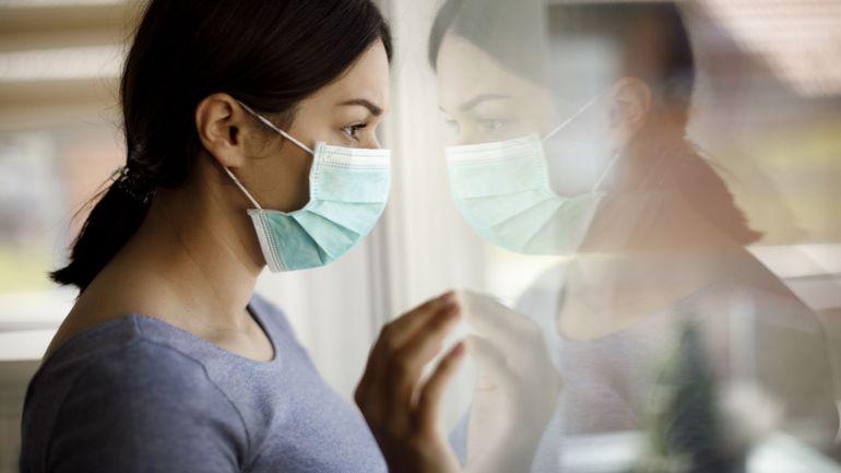 Coronavirus en Belgique: la crise sanitaire a augmenté le stress et l'angoisse des personnes suicidaires