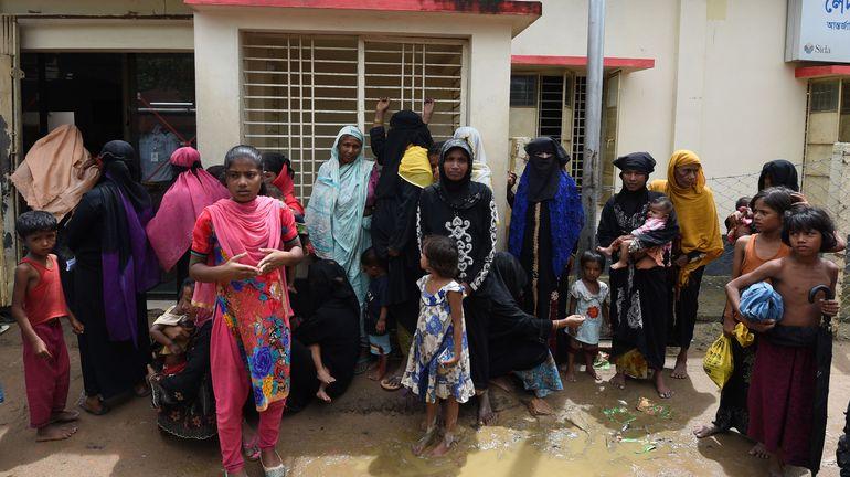 L'Australie propose de l'argent aux réfugiés Rohingyas pour qu'ils retournent en Birmanie