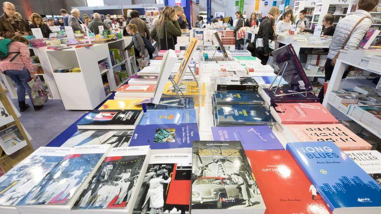 Avec 72 000 visiteurs, la 50ème édition de la Foire du livre de Bruxelles a attiré la foule