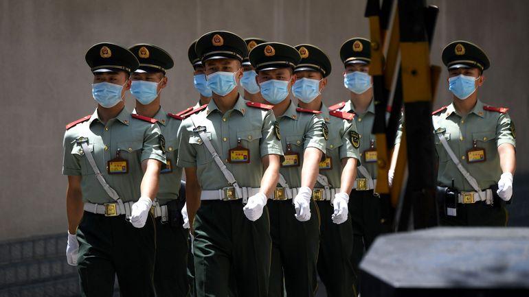"""Traité d'extradition avec Hong Kong: la Chine """"fermement opposée"""" à la suspension de Paris"""