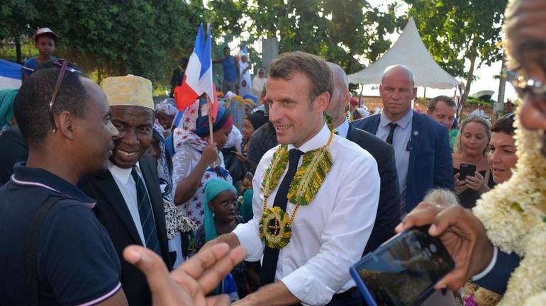 Mayotte : inquiétudes face à l'immigration clandestine, Emmanuel Macron rassure