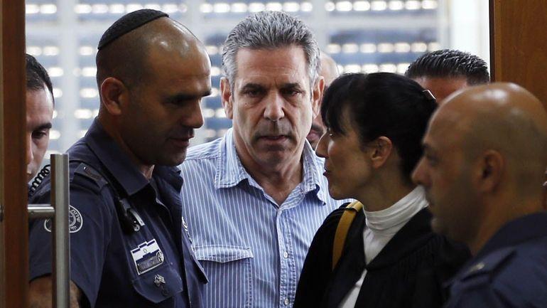 Israël: l'ex-ministre Gonen Segev condamné à 11 ans de prison pour espionnage pour l'Iran
