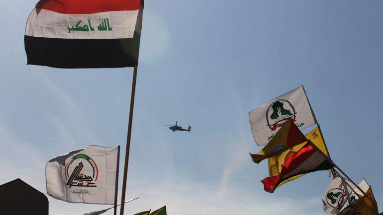 Bagdad annonce avoir été informé, par l'Iran, d'une attaque imminente contre les Américains sur son sol
