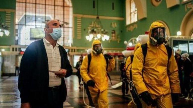 Coronavirus en Russie : le nombre de contaminations passe la barre des 400.000