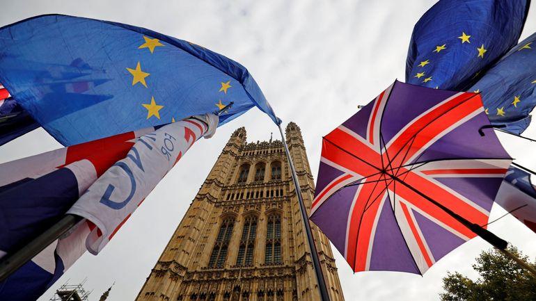 """Brexit: les groupes politiques du Parlement européen soutiennent une """"extension flexible"""""""