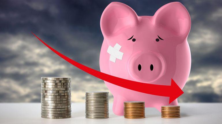 Coronavirus en Belgique: le déficit de la sécurité sociale dérape de plus de 10milliards d'euros