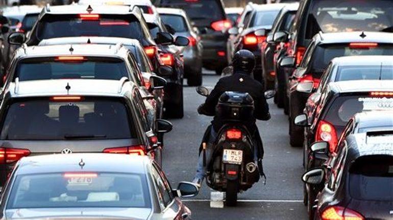 Été meurtrier pour les motards en Wallonie et les cyclistes à Bruxelles