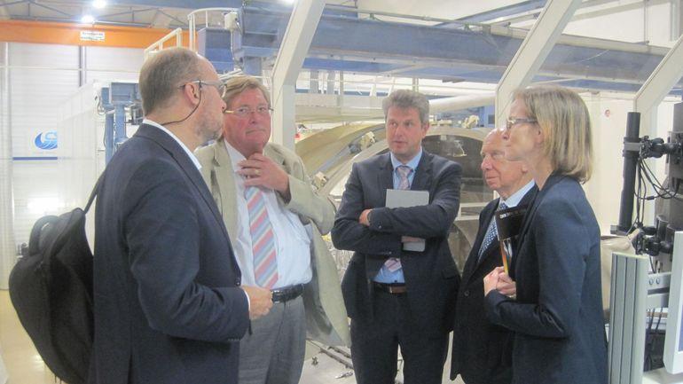 Liège: inquiétude autour de la réforme de la politique spatiale