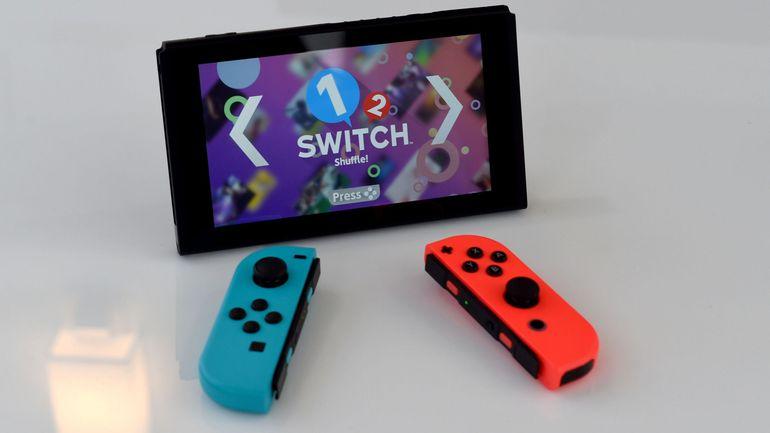 Nintendo, porté par la Switch, voit ses bénéfices bondir et se dote d'un nouveau patron