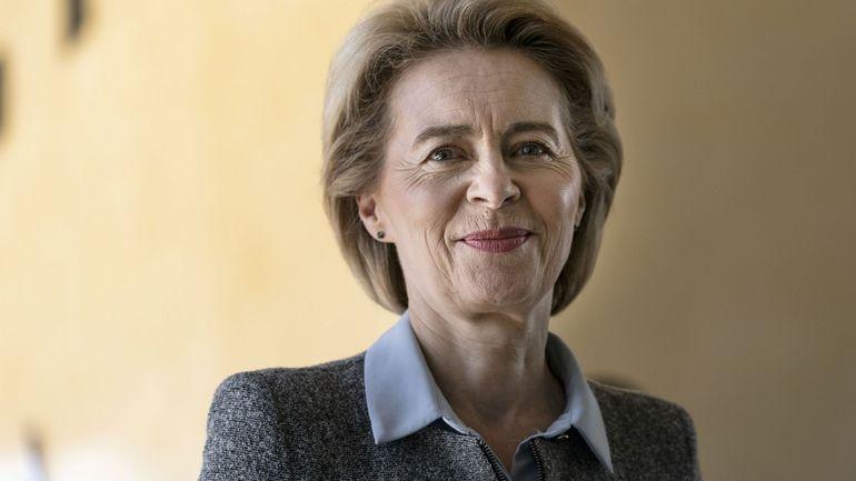 Ursula von der Leyen présentera la nouvelle Commission européenne mardi prochain