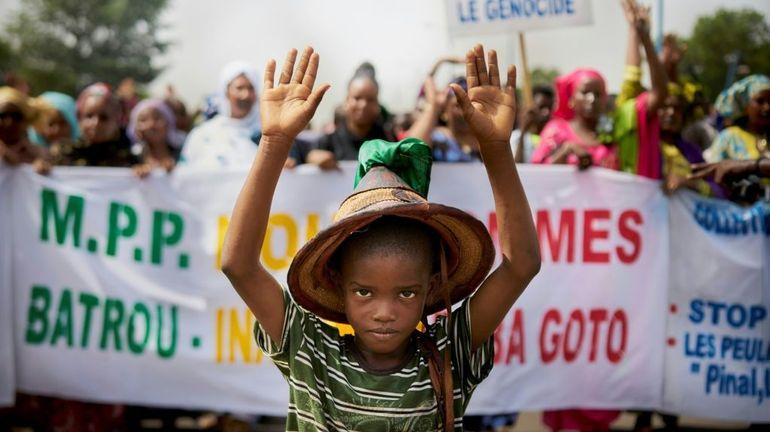 Mali: 130 civils massacrés pendant une visite de l'ONU