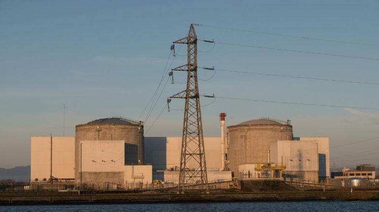 France: fin de la centrale nucléaire de Fessenheim samedi, après des années de remous