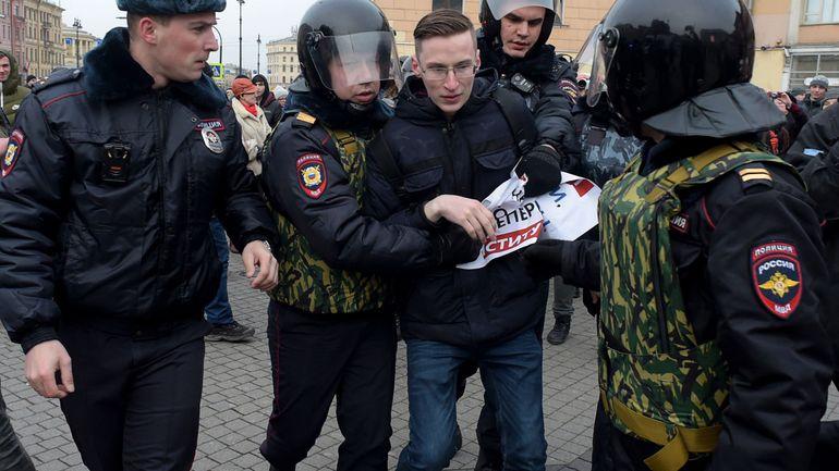 Russie: face aux velléités de pouvoir de Vladimir Poutine, l'opposition a rendez-vous dans la rue