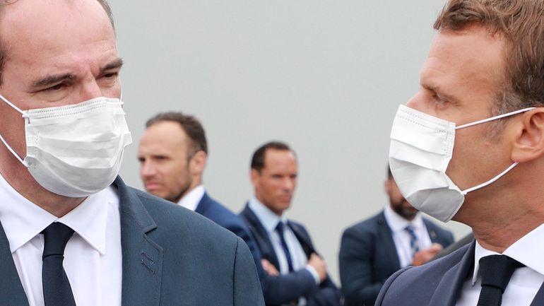 Coronavirus en France: Emmanuel Macron veut rendre le masque obligatoire dans les lieux clos