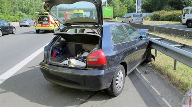 Le nombre de tués sur les routes en légère baisse en Europe : 56 morts par million d'habitants en Belgique
