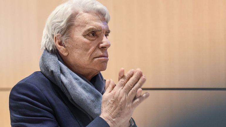 """Arbitrage sur le Crédit lyonnais: Bernard Tapie, jugé pour """"escroquerie"""", relaxé"""