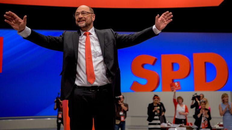 Allemagne: Martin Schulz utilise le Dieselgate pour relancer sa campagne