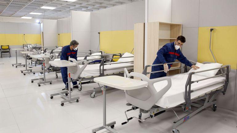 Coronavirus en Iran: 200 morts en 24heures, un nouveau record