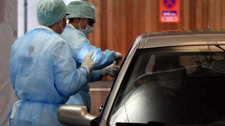 Coronavirus en Belgique: augmenter notre capacité de tests pour éviter une deuxième vague, une taskforce mise en place