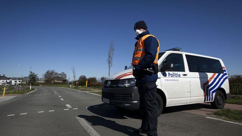 Coronavirus: le préavis de grève de la police fédérale toujours suspendu, les négociations continuent