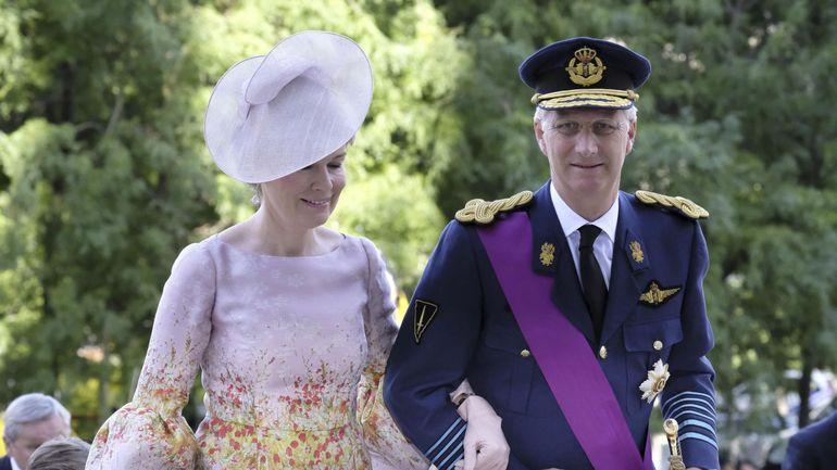 Le roi Philippe et la reine Mathilde en Corée du Sud pour une visite d'État de 4 jours