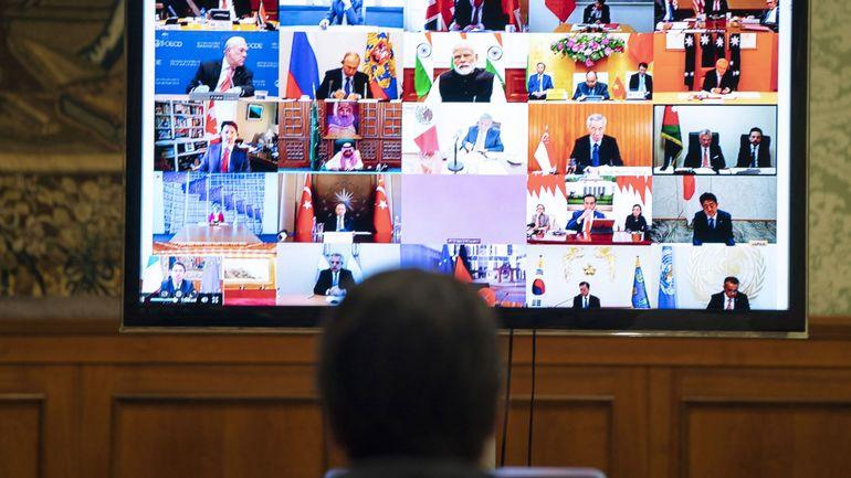 L'Italie et l'Espagne bloquent le sommet européen en réclamant des mesures plus fortes contre le coronavirus