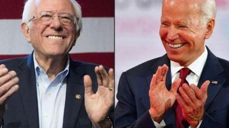 Elections aux USA : Bernie Sanders annonce son soutien à son ex-rival Joe Biden