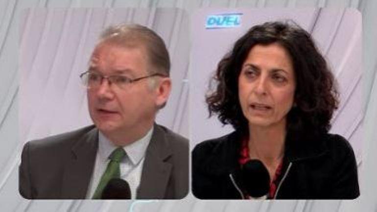 Duel entre Philippe Lamberts (Ecolo) et Marie Arena (PS): «Nous pouvons offrir l'asile politique aux socialistes»