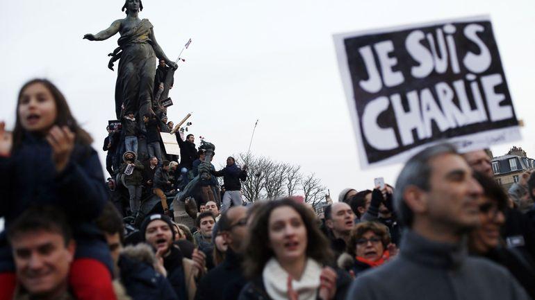 """""""Nous sommes tous Charlie"""": il y a 5 ans, la France entière se mobilisait"""