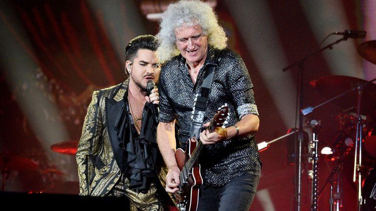 Queen: un nouvel album avec Adam Lambert?