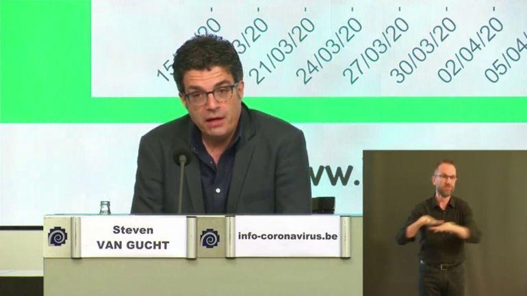 """Coronavirus en Belgique: nous allons devoir """"vivre avec le virus"""" après le déconfinement, rappelle le centre de crise"""