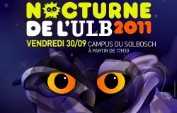 Gagnez vos places pour la Nocturne de l'ULB
