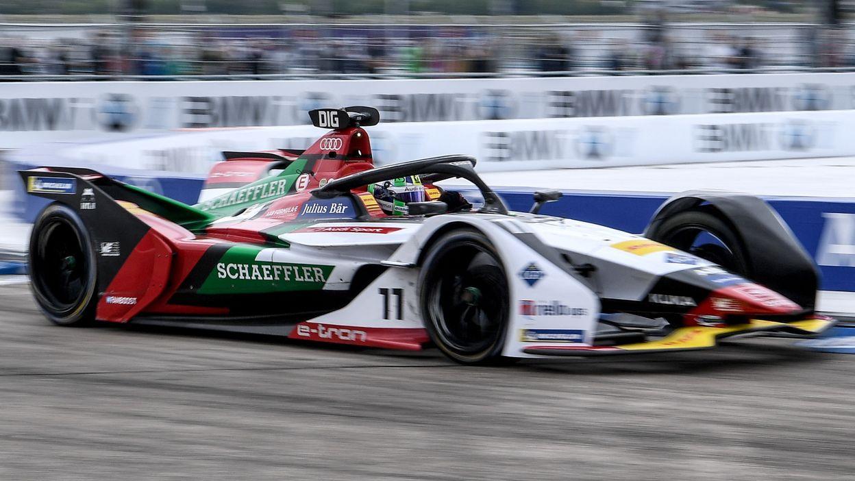Formule E : Di Grassi remporte l'E-Prix de Puebla (Mexique)