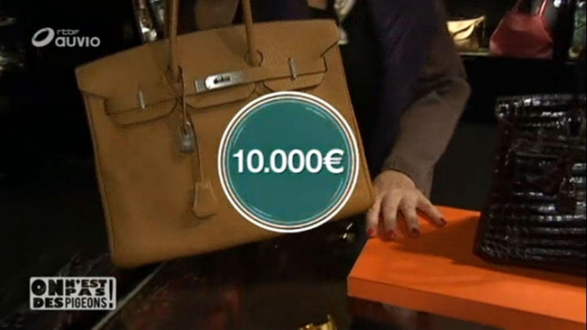 f16b6bdac3 Le sac Birkin d'Hermès: mieux que l'or mais un placement risqué - on n'est  pas des pigeons -.