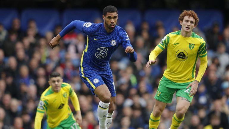 Pas de Lukaku ? Pas de problème pour Chelsea qui déculotte Norwich (7-0)