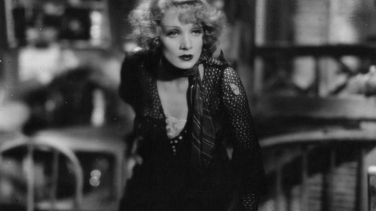 Histoire: Marlène Dietrich, un personnage hors-norme