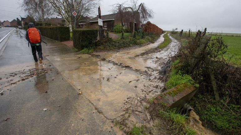 En Communauté germanophone, les ménages touchés par les inondations pourront obtenir une aide au logement pouvant atteindre 2500euros