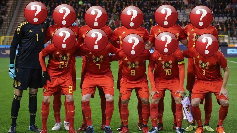Euro 2020: Quels seront les 11 Diables Rouges au coup d'envoi face à la Finlande?