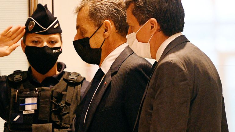 Sarkozy devant la justice dans l'affaire Bygmalion: «Elle est où la campagne en or massif?»