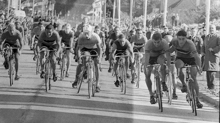 """Les 9 championnats du monde de cyclisme en Belgique : de la """"trahison"""" de Renaix à la maudite chute de Criquielion"""