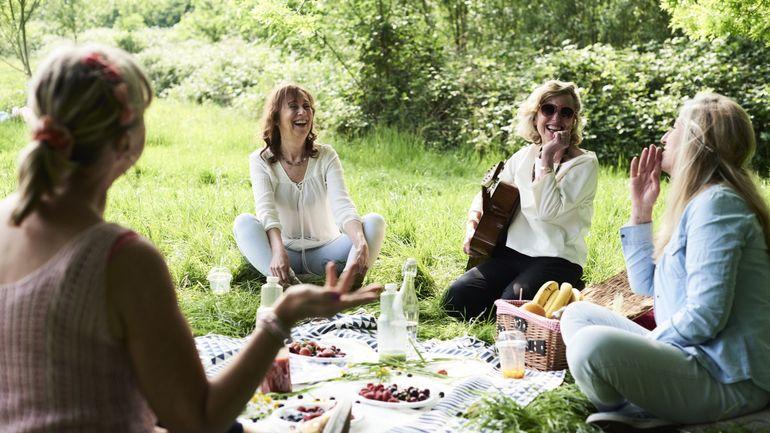 Cuisine: Il fait beau, allons déjeuner sur l'herbe!