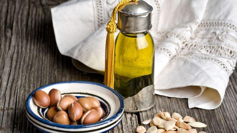 Slow cosmétique: l'huile d'argan, bonne pour la peau et la santé